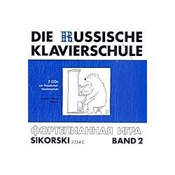 Die Russische Klavierschule - Hörbuch
