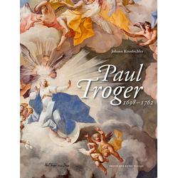 Paul Troger (1698-1762) als Buch von Johann Kronbichler