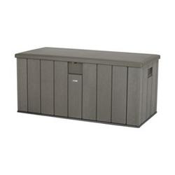 Lifetime Kissenbox Dunkelgrau, 570 Liter