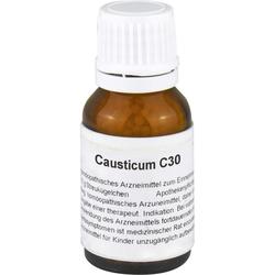CAUSTICUM C 30 Globuli 15 g
