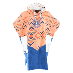 ALL-IN X WH1 V BUMPY Poncho indian marine