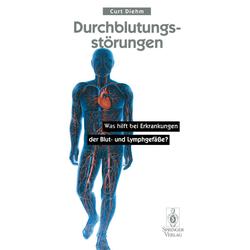 Durchblutungsstörungen: Buch von Curt Diehm