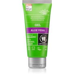 Urtekram Aloe Vera Gel für eine intensive Feuchtigkeitsversorgung und Erfrischung der Haut mit Aloe Vera 100 ml