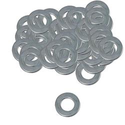 200 Stk. Unterlegscheibe Stahl verzinkt - 8,4 x 16 x 1,6 mm - nach DIN 125 - für Schrauben 8 mm
