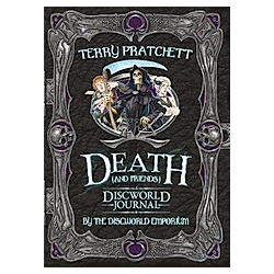Death and Friends - A Discworld Journal