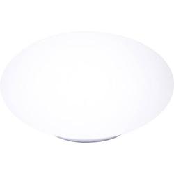 Telefunken Solar-Gartenleuchte Oval T90223 Oval LED 9.6W Weiß