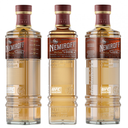 Nemiroff Vodka Honey & Pepper 0,7l