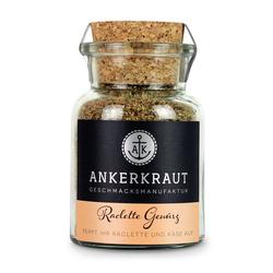 Ankerkraut Raclette Gewürz feine Gewürzmischung im Korkenglas 95g