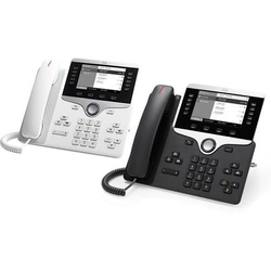 Cisco CP-8811-3PCC-K9= Systemtelefon,VoIP LC-Display Holz
