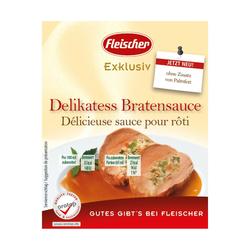 Delikatess Bratensauce 6 Würfel - Fleischer