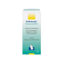 SEDOTUSSIN Hustenstiller Saft 100 ml