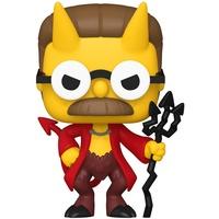 Funko Pop Simpsons Devil Flanders