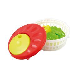 Ecoiffier Spielgeschirr Salatschleuder mit Salatblättern Spielgeschirr