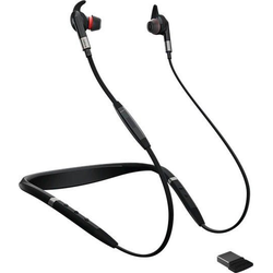 Jabra EVOLVE 75e Headset (Siri, Cortana, Google Assistant, Bluetooth)