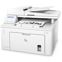 HP LaserJet M227sdn Monolaser-Multifunktionsdrucker 3in1