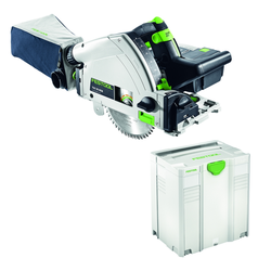Festool Akku Säge Tauchsäge TSC 55 Li 5,2 REB-Plus/XL-SCA 201398 + Systainer