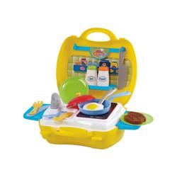 Playgo Spielküche Spielküche zum Mitnehmen, 22 Teile