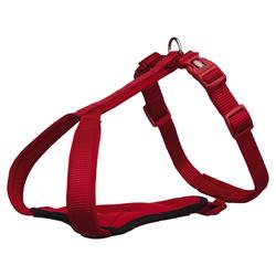 Trixie Premium Y-Geschirr rot, Größe: S-M