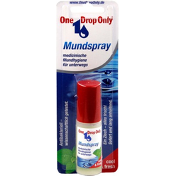 ONE DROP Only Mundspray