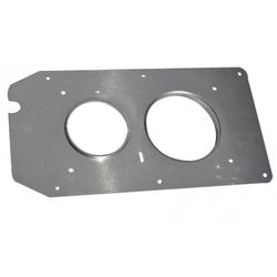 Kamin Bodenplatte für Truma Boiler B 10/14 (EL)