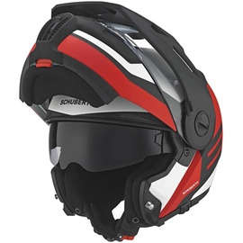 Schuberth E1 Crossfire Red