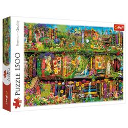 Trefl Puzzle Puzzles 1500 Teile Trefl-26165, 1500 Puzzleteile