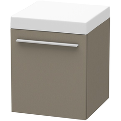 Duravit Rollcontainer X-LARGE 400 x 400 x 510 mm terra