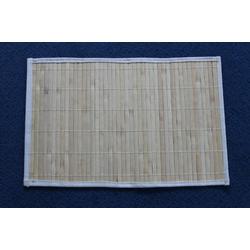 Platzmatten Bamboo hochwertiges mattes elegantes Design 3er Set
