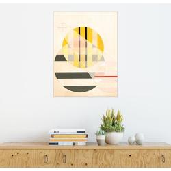 Posterlounge Wandbild, Zusammensetzung ii 60 cm x 80 cm