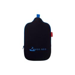 Hugo Frosch Wärmflasche, Öko-Wärmflasche 2,0 L mit Neoprenbezug Hugo Neo