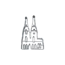 "STÄDTER Ausstechform Ausstechform ""Kölner Dom"", ca. 12 cm"