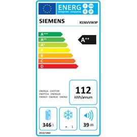 Siemens KS36VVW3P iQ300