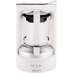 Krups Glas-Druckbrüh-Kaffeeautomat KM4682