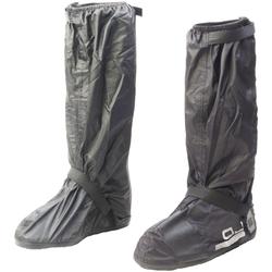 OJ And Plus, Regen-Überschuh - Schwarz - L