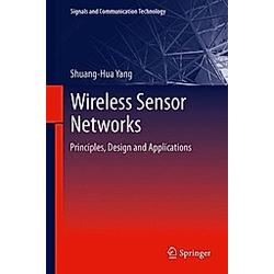 Wireless Sensor Networks. Joanna Mcouat  - Buch