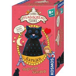 Die Schule der magischen Tiere - Magischer Nähspaß: Karajan
