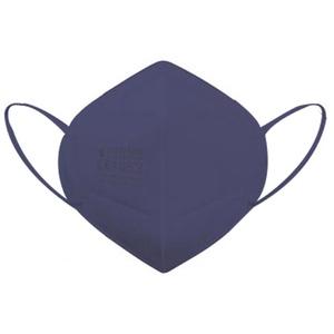 Eliware FFP2 Einweg Atemschutzmaske - blau
