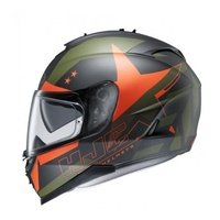 HJC Helmets IS-17 Armada MC-7F