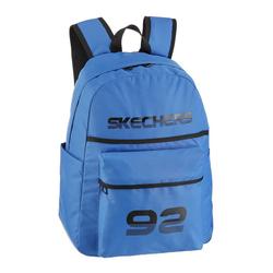 Skechers Cityrucksack, mit gepolstertem Rücken- und Tragegurten blau
