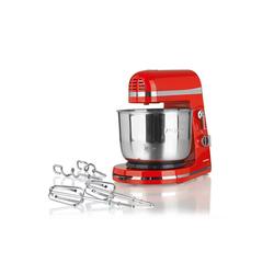 GOURMETmaxx Küchenmaschine, 250W rot