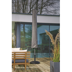Mandalika Garden 5035 Schutzhülle mit Stab für Sonnenschirme bis 400cm - 220x40cm