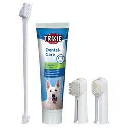 Trixie Zahnpflege-Set für Hunde