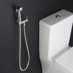 Manuelle Hygienedusche für WCs Modern-Rund