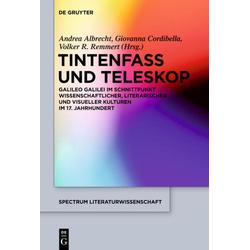 Tintenfass und Teleskop als Buch von
