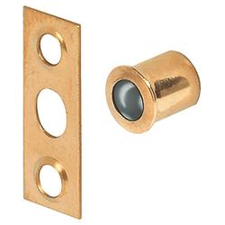 Kugelschnäpper zum Einpressen, Ø 8 mm, Tiefe 8,5 mm