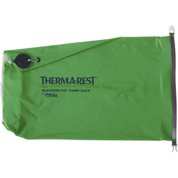 Therm-A-Rest BlockerLite Pump Sack - Sack zum Aufpumpen Green
