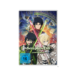 Seraph of the End - Vol. 1: Vampire Reign DVD