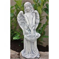 Engel mit Korb
