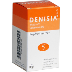 Denisia 5 Kopfschmerzen Tabletten