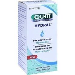 GUM HYDRAL Mundspülung 300 ml
